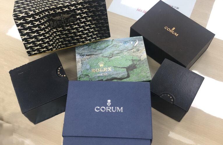 專業收購手錶 百大名錶高價收購 各式廠牌皆可免費估價鑑定